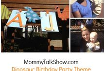 Birthday Party Ideas / by Mommy Talk Show