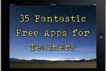 Teachers love tablets / by Marta Regalado