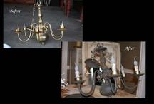 Lighting Fixtures / by Hautewood Atelier Furnishings