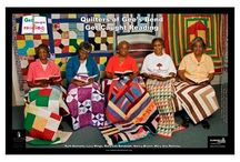 quilts and textiles / by Betsy Hoffman