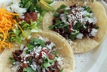 Meals - Mexican / by Shelley Eckersley