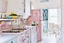 Kitchens / by Monique Jacqueline Design