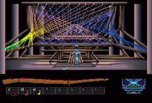 Retro computer games / by Helen Wainwright