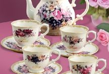 Tea Tableware / by Lisa Thelin