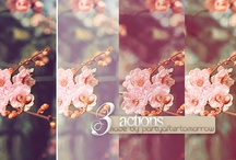 Photo (Templates & Actions) / by Ana Robles