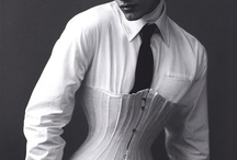 Corsetry for men / by Kat Simpson