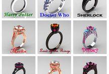 Rings / by Jordan Oso