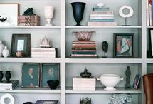 Bookcases / by Casey
