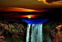 Waterfalls / by Mimie Ramos