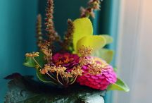 pretty flowers / by Heflick Family