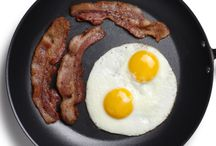 bacon and eggs / by Lynnette Thramer