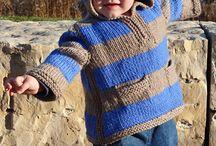kids knitting / by Wendy Pinne