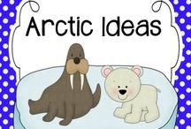 SLP General Winter Freebies / by Speechie Freebies