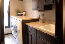Laundry Room/ Pantry / by Twyla Bales