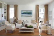 DESIGNER LIVING ROOMS / Living rooms by fabulous interior designers... / by Cristin Priest | Simplified Bee