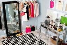 Bedroom to closet conversions / by Terri Miller