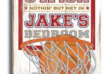 Basketball stuff for the guys / by Amy Marciniak