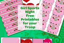 Girl Scouts / by Clarissa Nobles