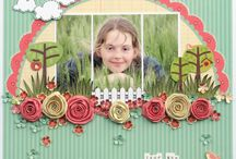 Scrapbooking / by Constance Barker