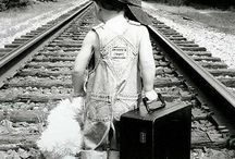 Rolling Down the Tracks === / by Cheryl Box