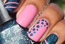Nail Designs / by Katelyn