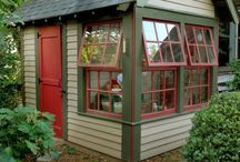 Wooden, Refinishing, Building, Painting Ideas, Projects / Diy / by Alicia Calhoun-Mackes