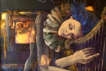 Dorina Costras Art / by Chy Dooley