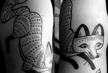 tattoo / by Mooshilu Scrap
