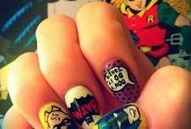 Nail Art / by Nicole Conover