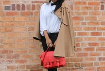My Outfits / What blogger Ngoni Chikwenengere of I Am NRC wears on her fashion blog #fashion #fun #style #afro / by Ngoni Chikwenengere