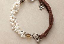 Jewelry Bracelets / by Tibby Craythorne
