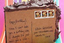 Birthdays / by Camberly S