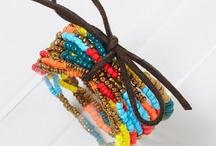 Colorful jewelry / by Inga Glukhova