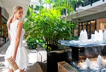 Luxury Shopping / Sought-after brands. Sun-drenched shopping. Nothing comes close.  / by Bal Harbour, FL