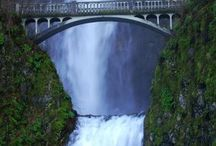 waterfalls / powerful yet relaxing / by Allison Wessels