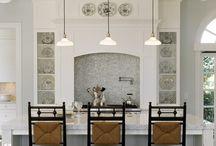 Kitchen & Conservatory  / by Ana Kiener