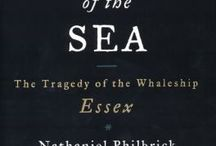 """If You Liked """"In the Heart of the Sea"""" / Read Alikes for Nathaniel Philbrick's In the Heart of the Sea: The Tragedy of the Whaleship Essex / by Grand Rapids Public Library"""