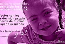 Reflexiones acerca del síndrome de Down / by Eliana Tardio