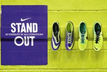 Nike Hi-Vis Collection 2013 / by SoccerCleats101