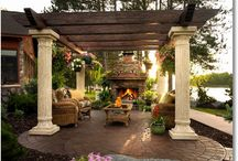 Outdoor Spaces - Oh my! / by Adam & Amber: A+ Landscape Solutions