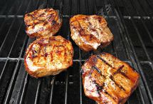 On the grill / by Katie Gustafson