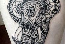 Tattoos ❤️ / by Kelly Gonzalez