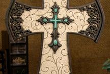 Crosses / by Ginger Alexander