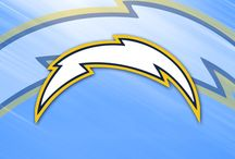 San Diego chargers<3 / by Gianna Baca