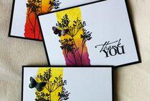 Cards — Thank You / by Lynn LaFleur