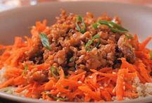 Good Eats! / Healthy Recipes: Gluten Free, Vegetarian, Vegan etc. / by Sammie Robins