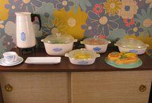 Mini Food, china & silverware / by Nora Moore