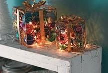 Christmas Decorations / by Jennifer Gazzaniga