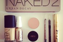 Makeup / by Ashley B