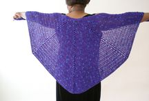 shawls / by Dorleska Glazier